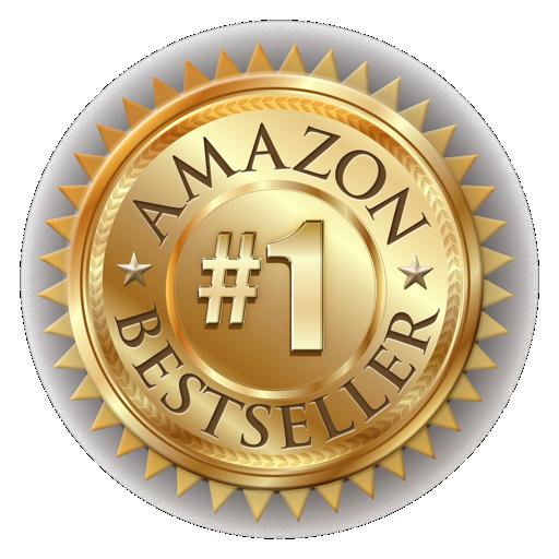 Amazon bestseller logo